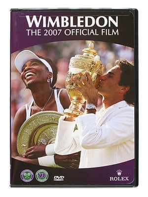 Wimbledon- 2007 Official Film DVD