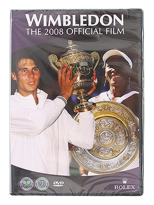 Wimbledon- 2008 Official Film DVD