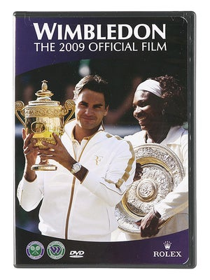 Wimbledon- 2009 Official Film DVD