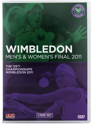 Wimbledon- 2011 Men's & Women's Final DVD