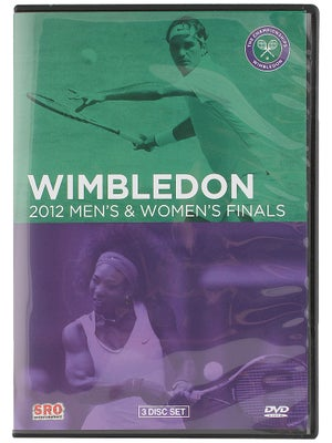 Wimbledon- 2012 Men's & Women's Final DVD