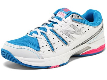 New Balance WC 656 2A Wh/Blue Women's Shoes