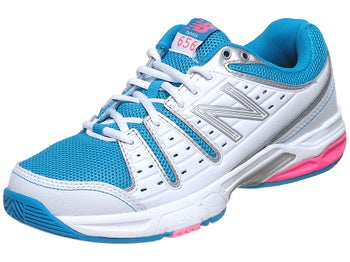 New Balance WC 656 D Wh/Blue Women's Shoes