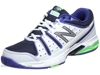 New Balance WC 656 2A Wh/Pur/Green Women's Shoes