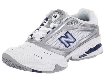 New Balance 900 D White/Silver Women's Shoes
