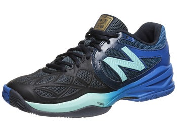 New Balance WC 996 B Navy/Blue/Green Women's Shoe