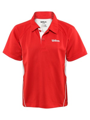 Wilson Boy's Junior Performance Polo
