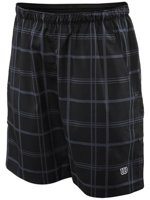 Wilson Boy's Junior Rush Plaid 8