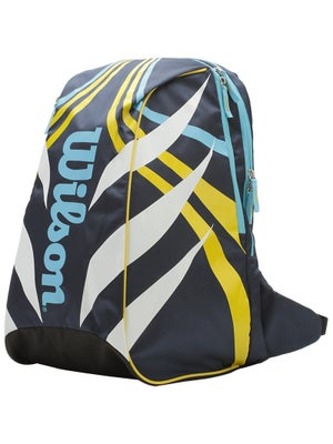 Wilson Topspin Backpack Large Bag Blue