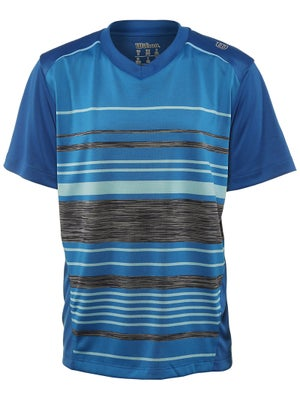 Wilson Boy's Specialist Stripe Top