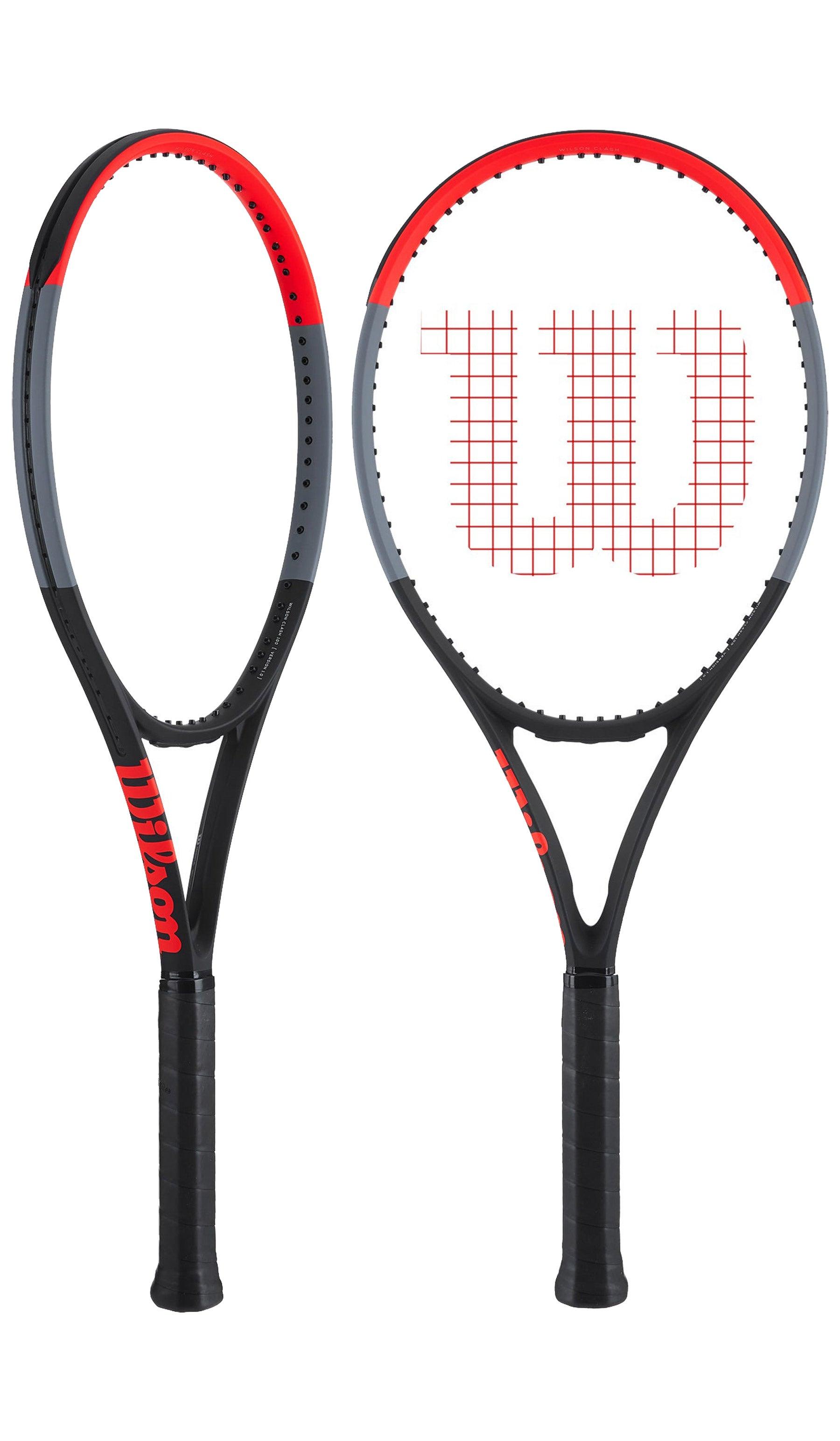 Wilson Burn 100 CV Tennis Racquet 4-1//4