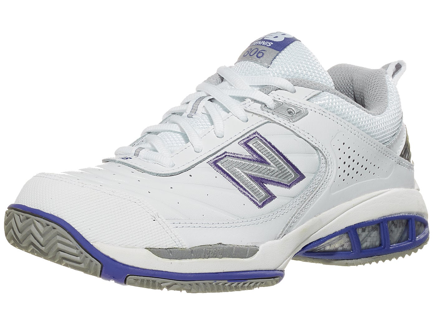 Best Women's Pickleball Shoes: New Balance Women's 806 V1 Tennis Shoe