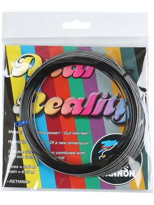 Weiss CANNON Dual Reality Hybrid String