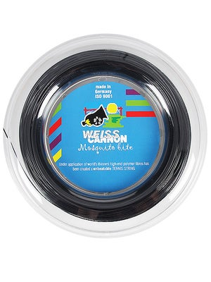Weiss CANNON Mosquito Bite 18 (1.16) String Reel Black
