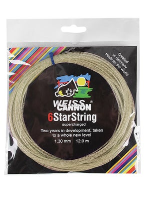 Weiss CANNON 6 Star Supercharged 16 (1.30) String