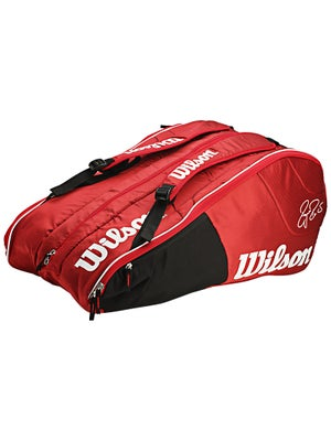 Wilson Federer Court 12 Pack Bag