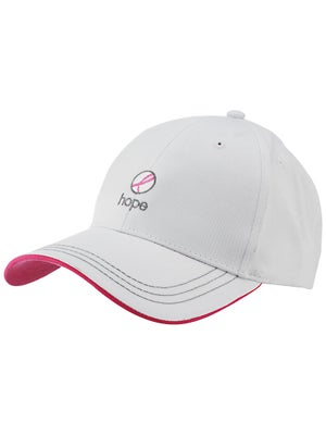 Wilson HOPE Hat White