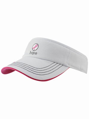 Wilson HOPE Visor White