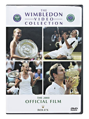 Wimbledon - 2004 Official Highlights DVD