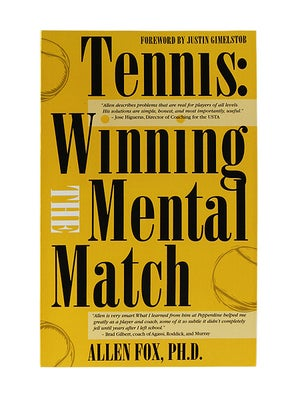 Allen Fox-Winning the Mental Match