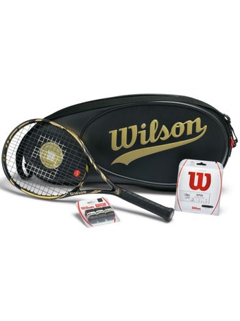 Wilson 100 Year Juice 100S Package (3/8) Racquet