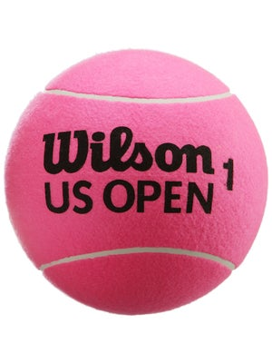 Wilson Hope US Open Pink Jumbo Tennis Ball