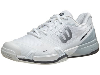 info for f53fc 15b14 Product image of Wilson Rush Pro 2.5 White Pearl Grey Men s Shoe