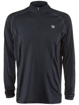 Wilson Men's Core Hitting Aces 1/4 Zip Top