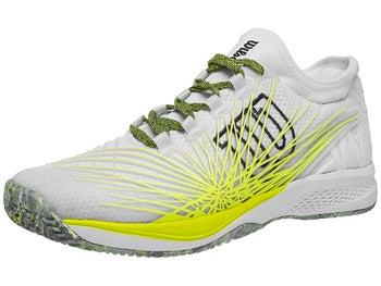425801ac7be4 Product image of Wilson Kaos 2.0 SFT White Yellow Ebony Men s Shoe