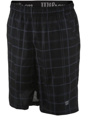 Wilson Men's Core Rush Plaid Short