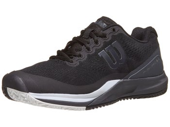 Product image of Wilson Rush Pro 3.0 Black White Men s Shoe 78c938e7392