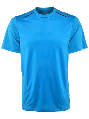 Wilson Men's Specialist Mesh Striped Crew