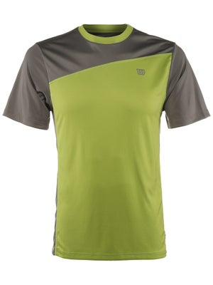Wilson Men's Rush Colorblock Crew - Green