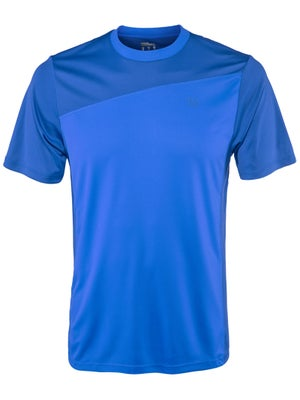 Wilson Men's Rush Colorblock Crew - Blue