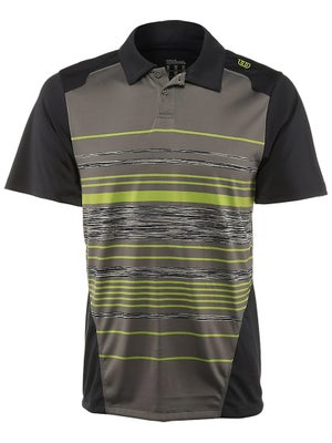 Wilson Men's Specialist Chest Stripe Polo