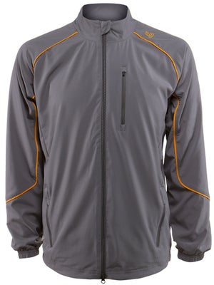 Wilson Men's Solana Woven Warm-Up Jacket