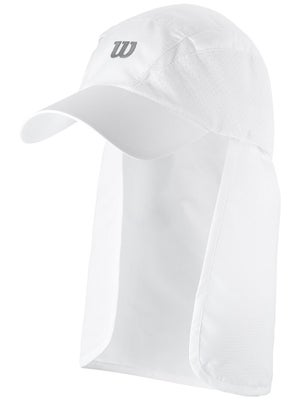 Product image of Wilson Neck Cover Up Hat White 2116d24c708