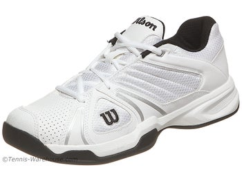 Wilson Open White/Black Men's Shoe