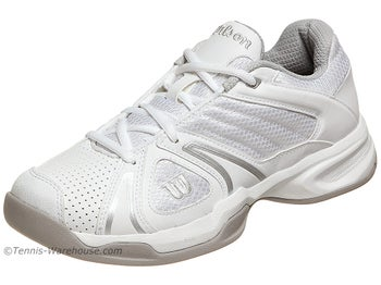Wilson Open White/Grey Women's Shoe