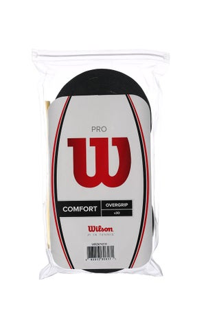 Wilson Pro Overgrip 30 Grip Reel Black