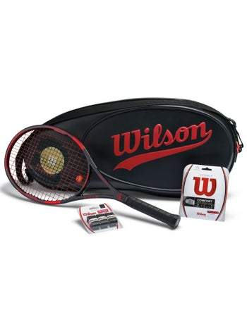 Wilson 100 Year Pro Staff 95 Package (3/8) Racquet