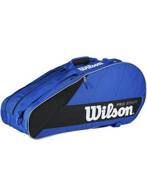 Wilson Pro Staff 12 Pack Bag Blue