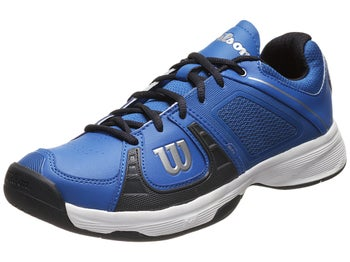 Wilson Rush 2 Blue/Coal Men's Shoe