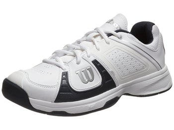 Wilson Rush 2 White/Navy Men's Shoe