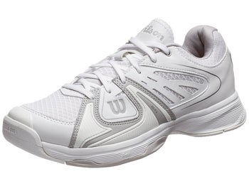 Wilson Rush 2 White/Grey Women's Shoe