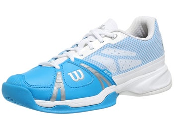Wilson Rush Blue/White Women's Shoe