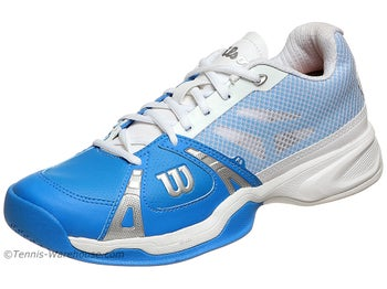 Wilson Rush Blue/White Men's Shoe
