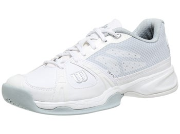 Wilson Rush White/Grey Women's Shoe