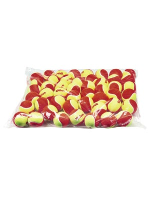 Wilson Starter 36' Red Felt Ball (36 Pack)