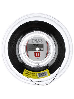 Wilson Synthetic Gut Power 16 660' String Reel
